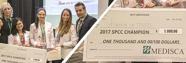 2017 Student Pharmacist Compounding Competition winners